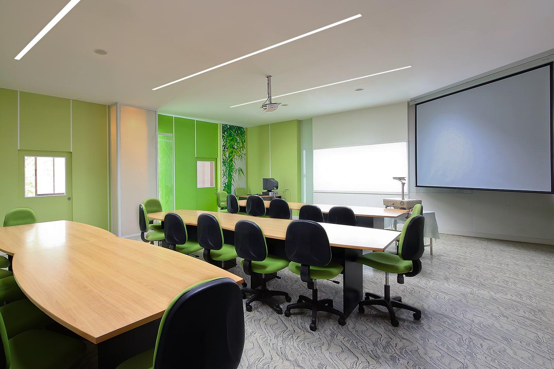 LSR1 classroom