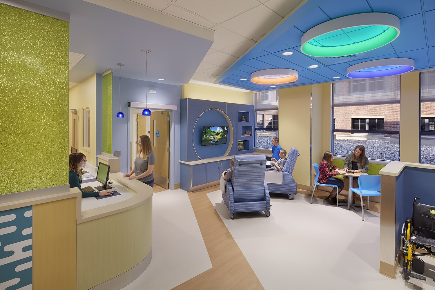 Baystate Medical Pediatrics - BVH Architecture