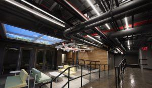 SCHOOL OF VISUAL ARTS - Laurence Jones Architects