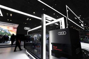 New York International Auto Show, Audi