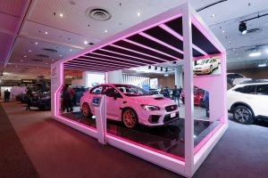 New York International Auto Show, Subaru