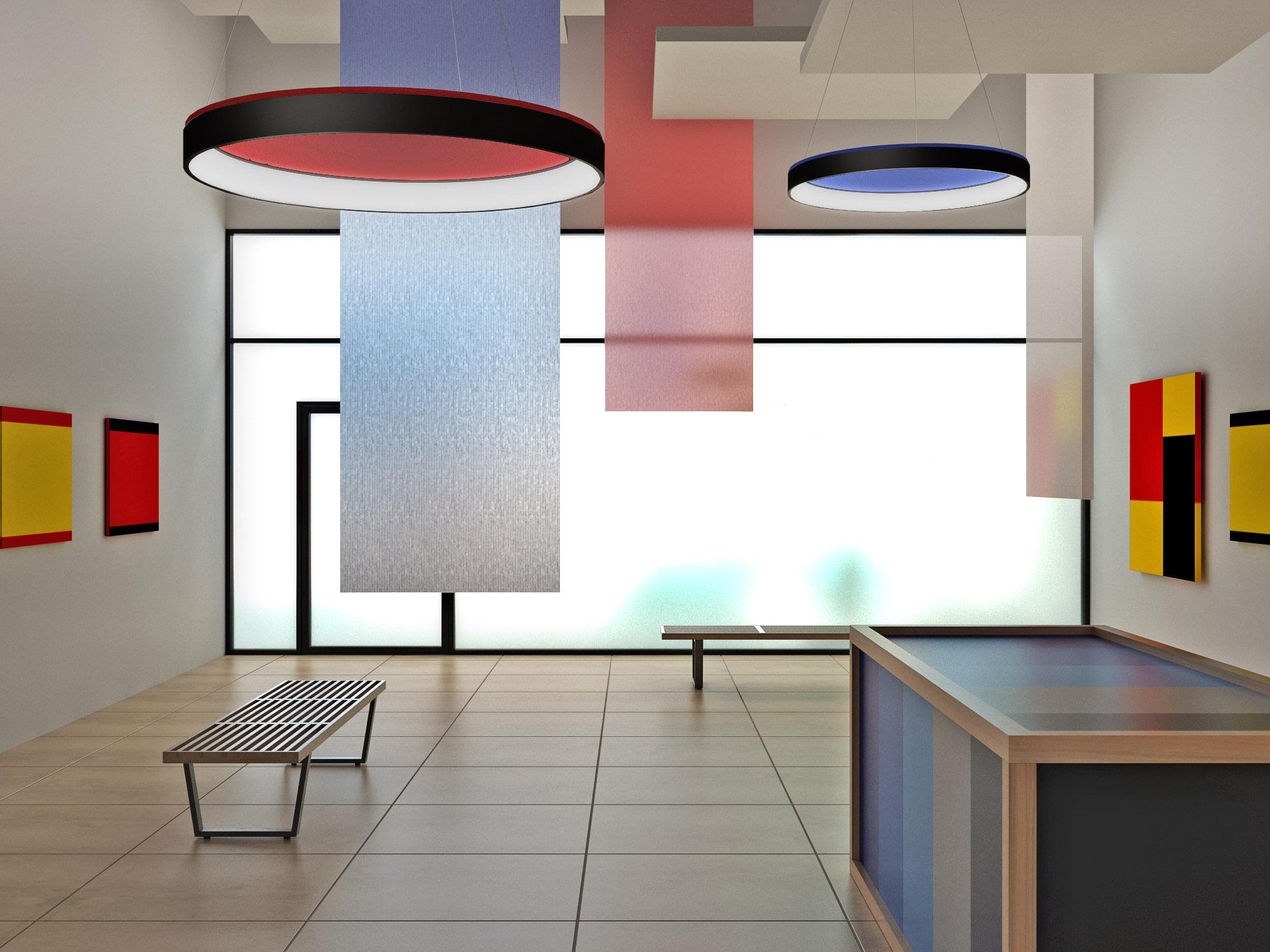 lobby area loop