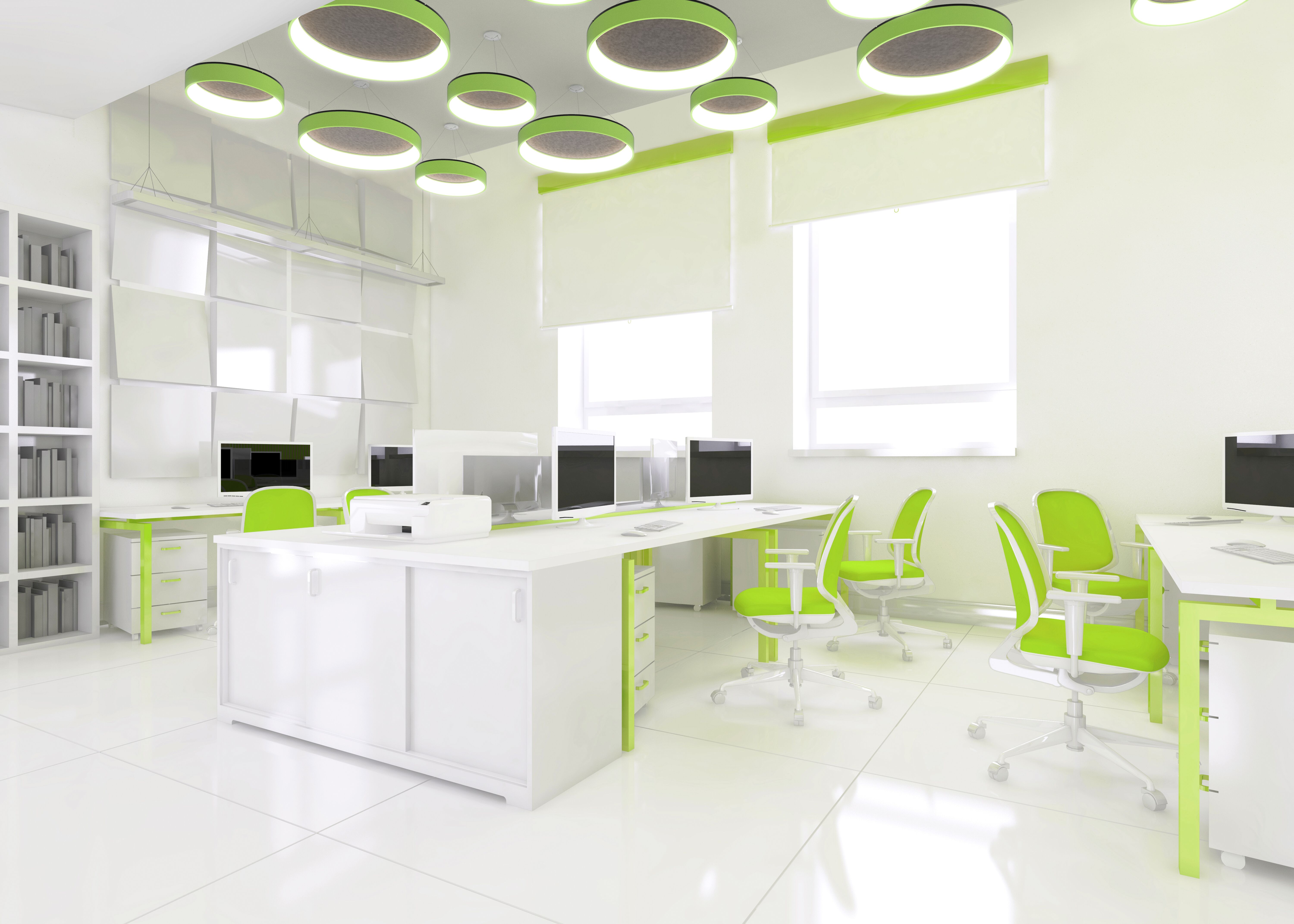 loop stfu green office big