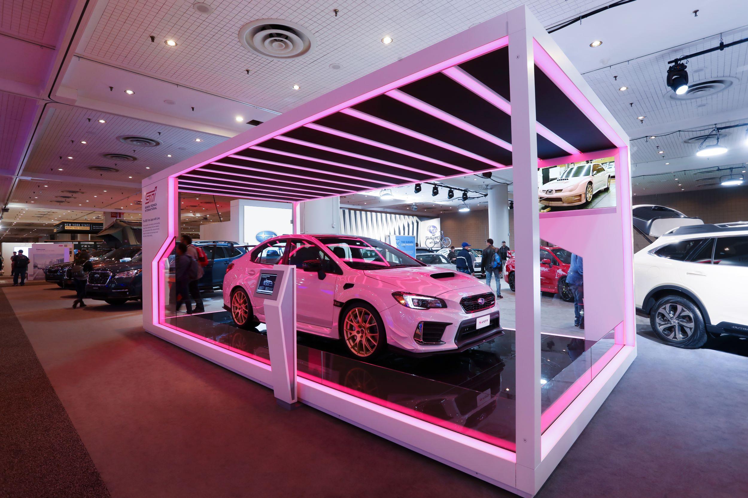 NY Auto Show